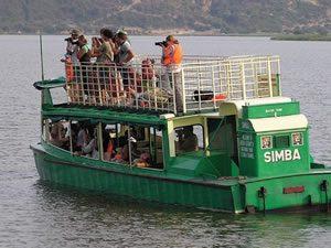 Boat Ride on Lake Mburo