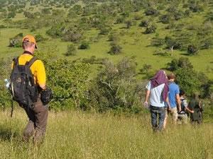 Nature Walks in Kidepo