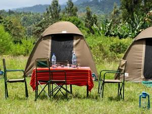 5 Day Tanzania Camping